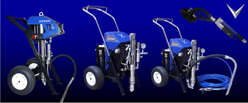 Contractor Equipment VEZOS