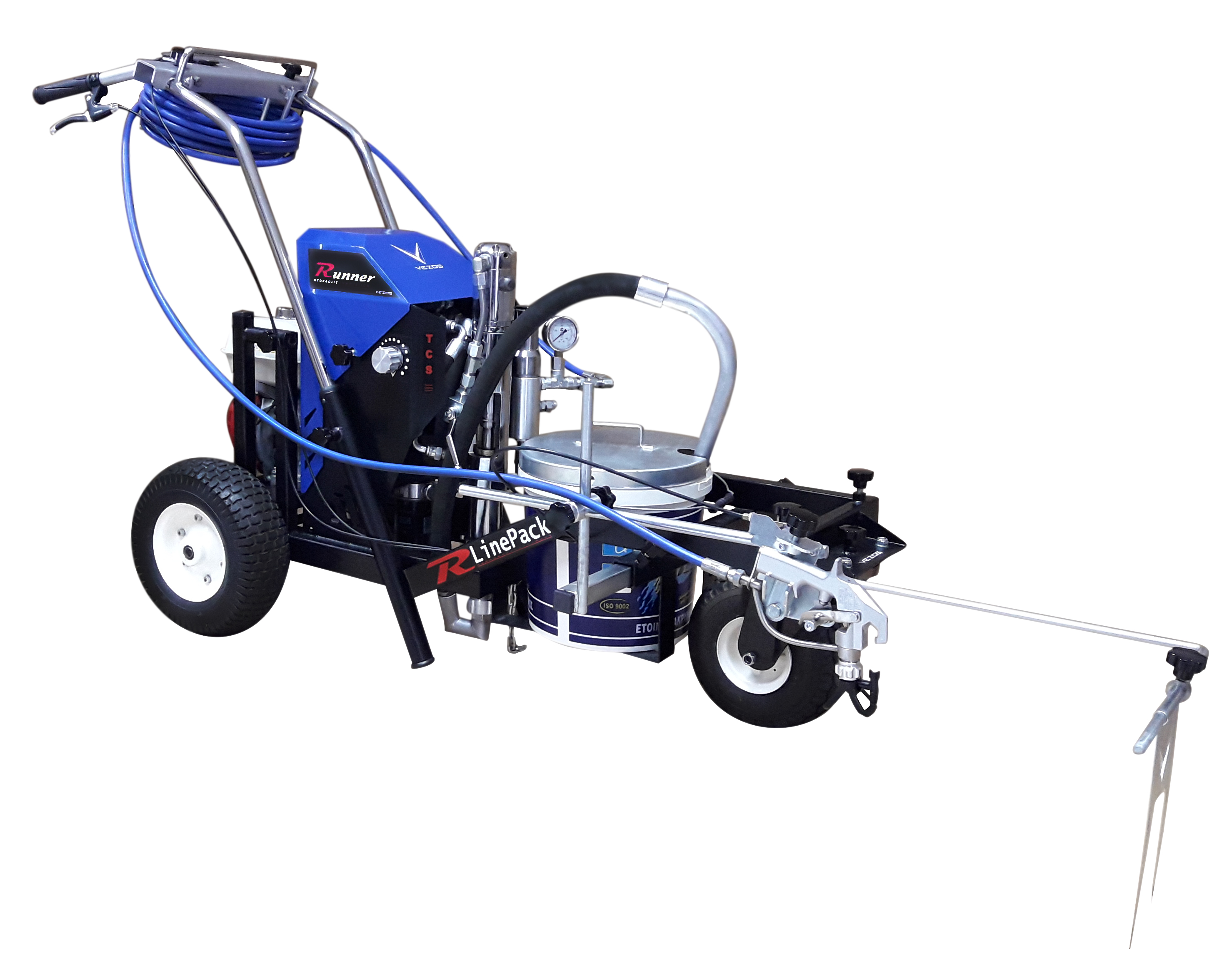line striping sprayer vezos
