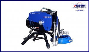 ELECTRIC AIRLESS PAINT SPRAYERS DURA LC