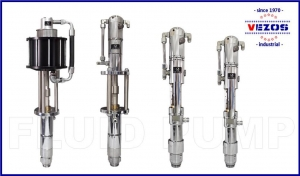 High Performance Air operated pumps