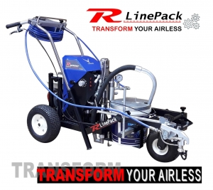transformation kit airless hydraulic sprayer