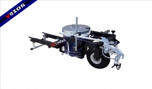 AIRLESS PAINT SPRAYER HYDRAULIC STRIPING MACHINE