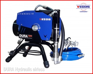 AIRLESS PAINT SPRAYERS DURA LC 320 STANDARD VEZOS