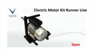 airless spray electric motor kit