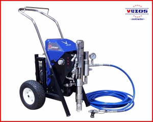 hydraulic airless paint sprayer