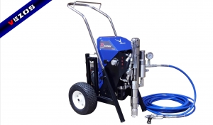 hydraulic airless texture sprayer gas pro5 - vezos